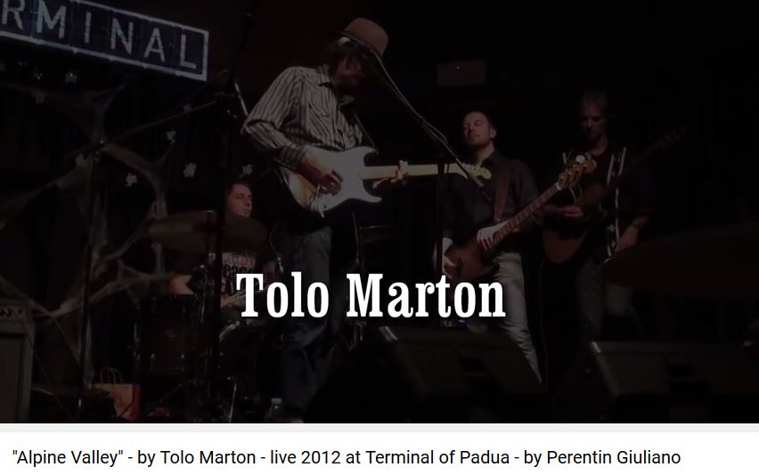 Tolo Marton Video Alpine Valley