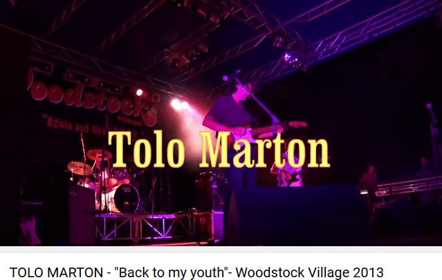 Tolo Marton Video Back To My Youth